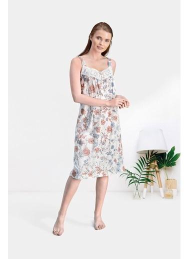 Pierre Cardin Pierre Cardin Krem Kadın Gündelik Elbise Krem